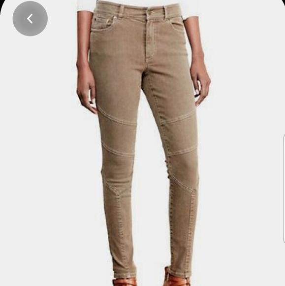 Ralph Lauren Brown Jean's